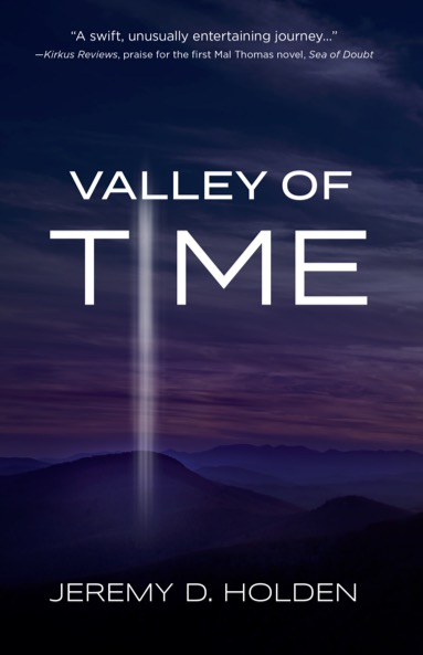 Valley of Time Book Cover